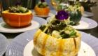 Pumpkin dish