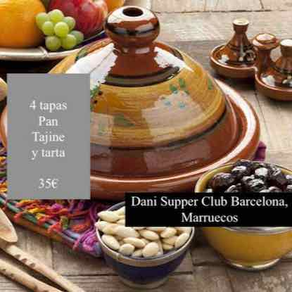 Dani supper club Barcelona, Marruecos