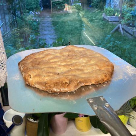 Pingano, Walnut torte